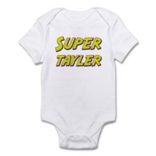 Super tayler Infant Bodysuit