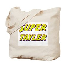 Super tayler Tote Bag