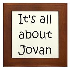 Cool Jovan Framed Tile