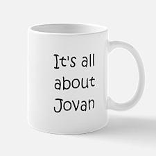 Funny Jovan Mug
