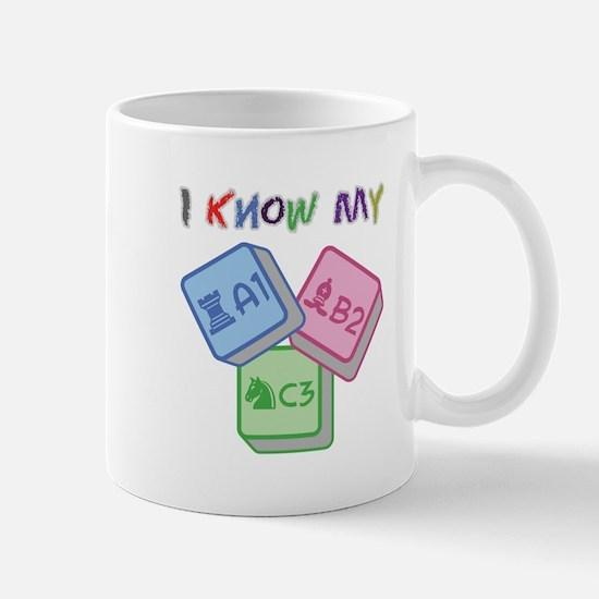 I Know My ABC Mug
