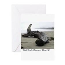 Cool Vancouver island Greeting Cards (Pk of 10)
