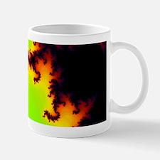 'Mandelbrot Tentacle' Fractal Mug