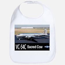 VC-54C Sacred Cow Aircraft Bib