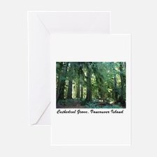 Cathedral Grove 30 Greeting Cards (Pk of 20)