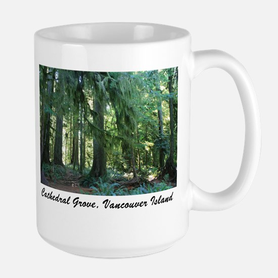 Cathedral Grove 30 Large Mug