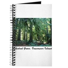 Cathedral Grove 30 Journal