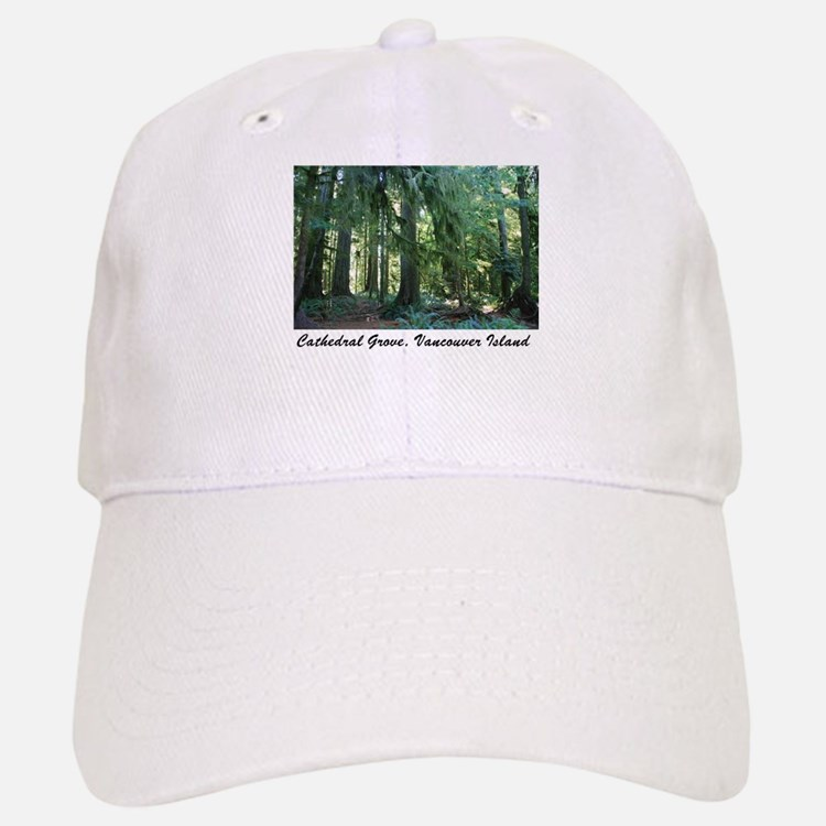 Cathedral Grove 30 Baseball Baseball Cap