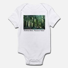 Cathedral Grove 30 Infant Bodysuit