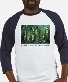 Cathedral Grove 30 Baseball Jersey