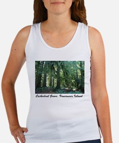 Cathedral Grove 30 Women's Tank Top