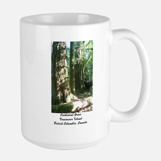 Cathedral Grove 28 Large Mug