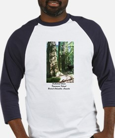 Cathedral Grove 28 Baseball Jersey