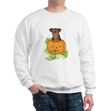 halloween puppy Sweatshirt