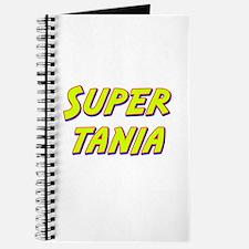 Super tania Journal