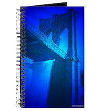 Brooklyn Bridge Waterfalls Journal