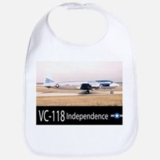 VC-118 Independence Aircraft Bib