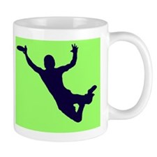 GREEN BLUE DISC CATCH Mug