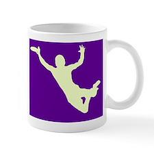 PURPLE YELLOW DISC CATCH Mug