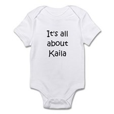 Funny Kaila Infant Bodysuit