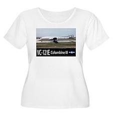VC-121E Columbine III Aircraft T-Shirt