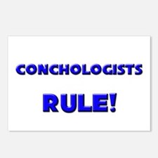 Conchologists Rule! Postcards (Package of 8)