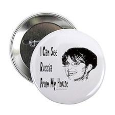 """Unique Palin russia 2.25"""" Button"""