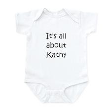 Cute Kathy Infant Bodysuit