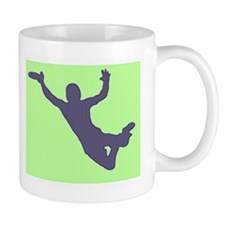 CHALK GREEN BLUE DISC CATCH Mug
