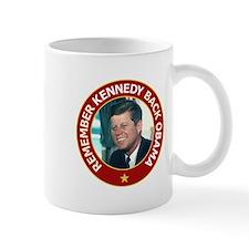 JFK Color Image Mug