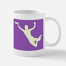 CHALK PURPLE CREAM DISC CATCH Mug