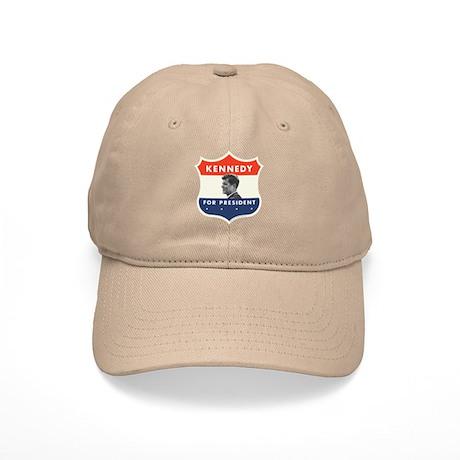 John F. Kennedy Shield Cap