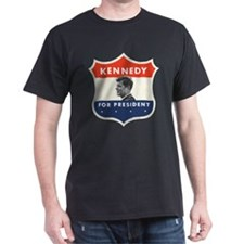 John F. Kennedy Shield T-Shirt