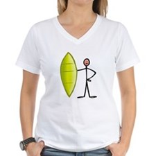 Stick figure surfer Shirt