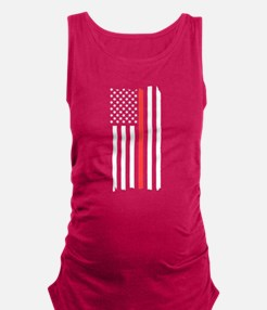 Red Line Flag Tank Top