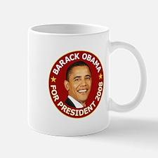 Obama Public Domain Mug