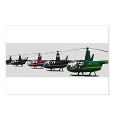 R44 Toys Postcards (Package of 8)