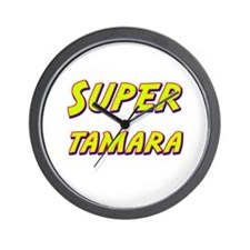 Super tamara Wall Clock