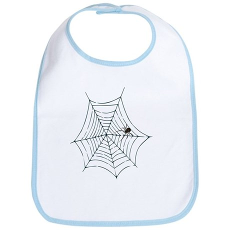 Spider Web Bib