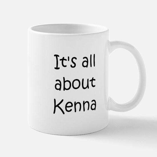 Cute Kenna Mug