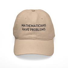 Mathematicians Baseball Cap