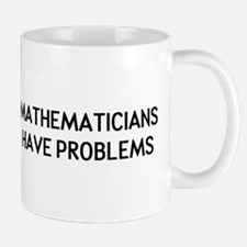 Mathematicians Mug
