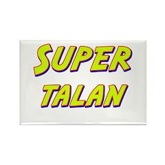 Super talan Rectangle Magnet (10 pack)