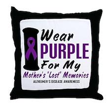 Mother's Lost Memories 2 Throw Pillow