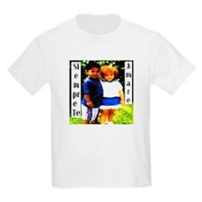 Siempre te amare Kids T-Shirt