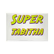 Super tabitha Rectangle Magnet