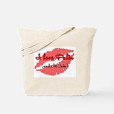 I love Palin (and McCain) in Tote Bag
