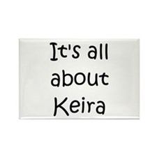 Cool Keira Rectangle Magnet