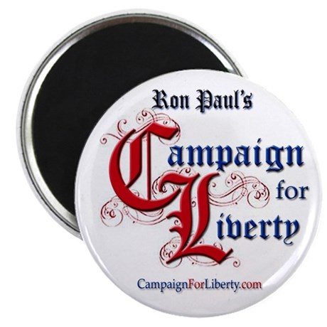 Campaign For Liberty Magnet