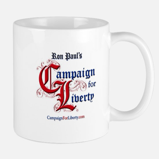 Campaign For Liberty Mug